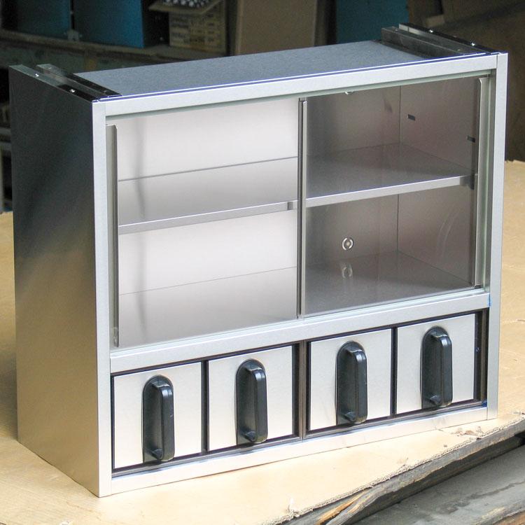 ステンレス厨房機器制作事例